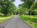 NEW DRIVEWAY WITH OUTBUILDINGS - 10826 OLD ANNAPOLIS RD, FREDERICK