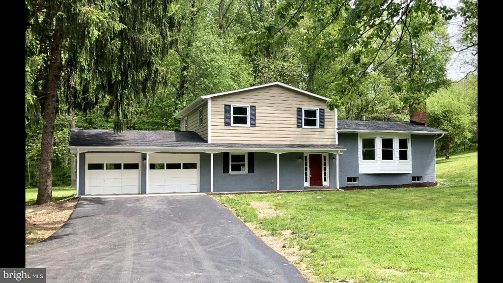 5 ACRES AND RENOVATED - 10826 OLD ANNAPOLIS RD, FREDERICK