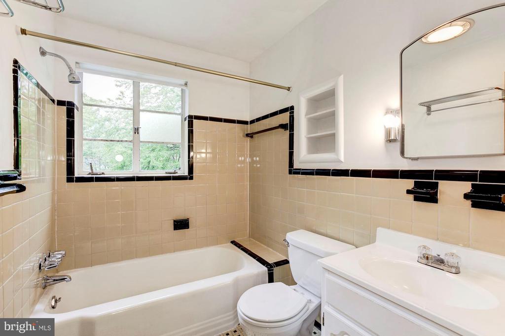 Full bath - 4625 EDGEFIELD RD, BETHESDA