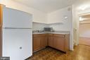 Lower Level Kitchenett with 2nd Fridge & a Sink - 16194 SHEFFIELD DR, DUMFRIES