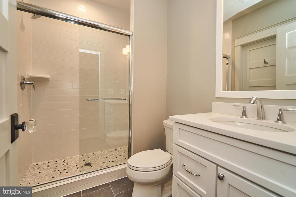 Basement bath - Same model, different location - 3526 N OHIO ST, ARLINGTON
