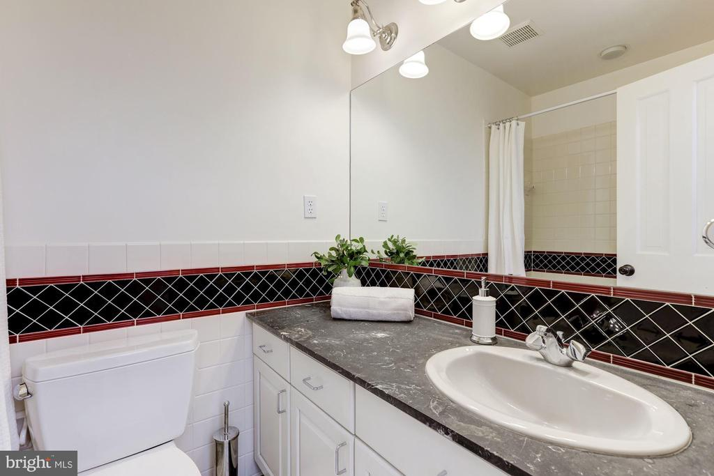 Hall Bathroom - 1721 WILLARD ST NW, WASHINGTON