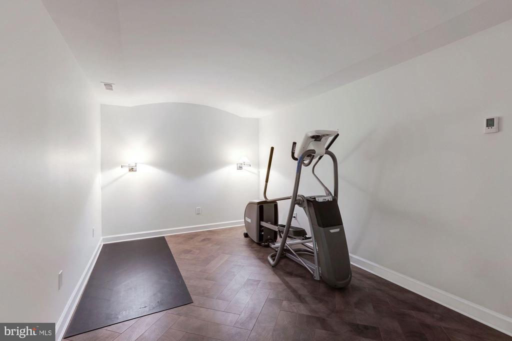 Exercise Room - 1721 WILLARD ST NW, WASHINGTON