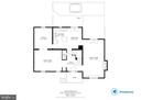 Main Level Floor Plan - 16194 SHEFFIELD DR, DUMFRIES