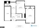 Lower Level Floor Plan - 16194 SHEFFIELD DR, DUMFRIES