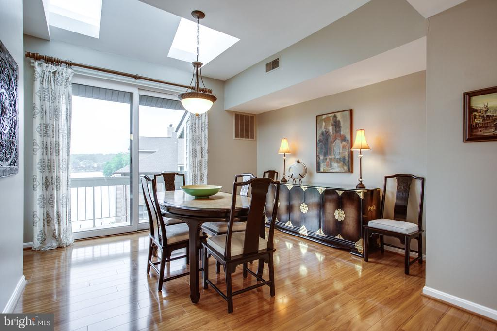 Elegant Dining Room - 11218 HARBOR CT, RESTON