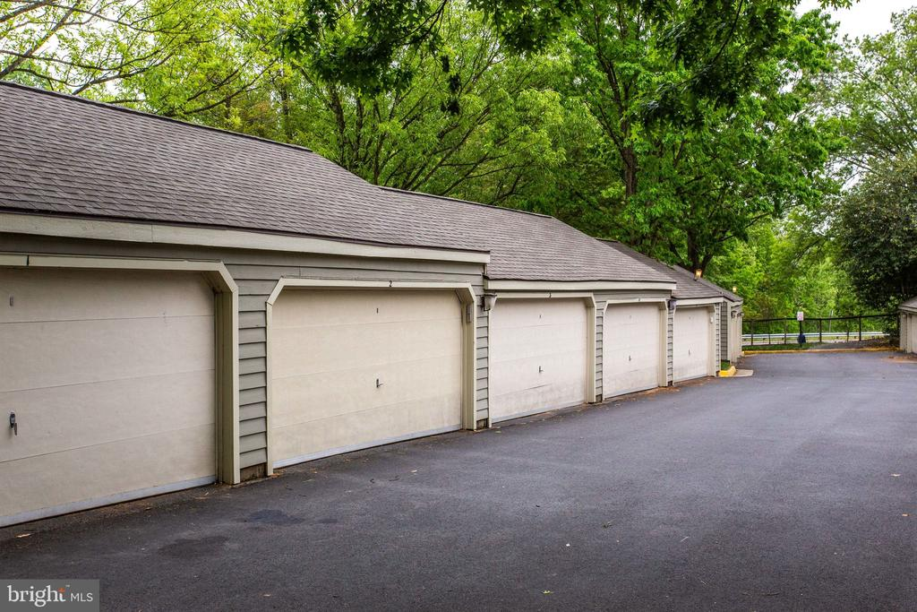 1 Car Garage, Space #2 - 11218 HARBOR CT, RESTON
