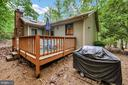 BBQ & Rear Deck View - 4617 LAKEVIEW PKWY, LOCUST GROVE