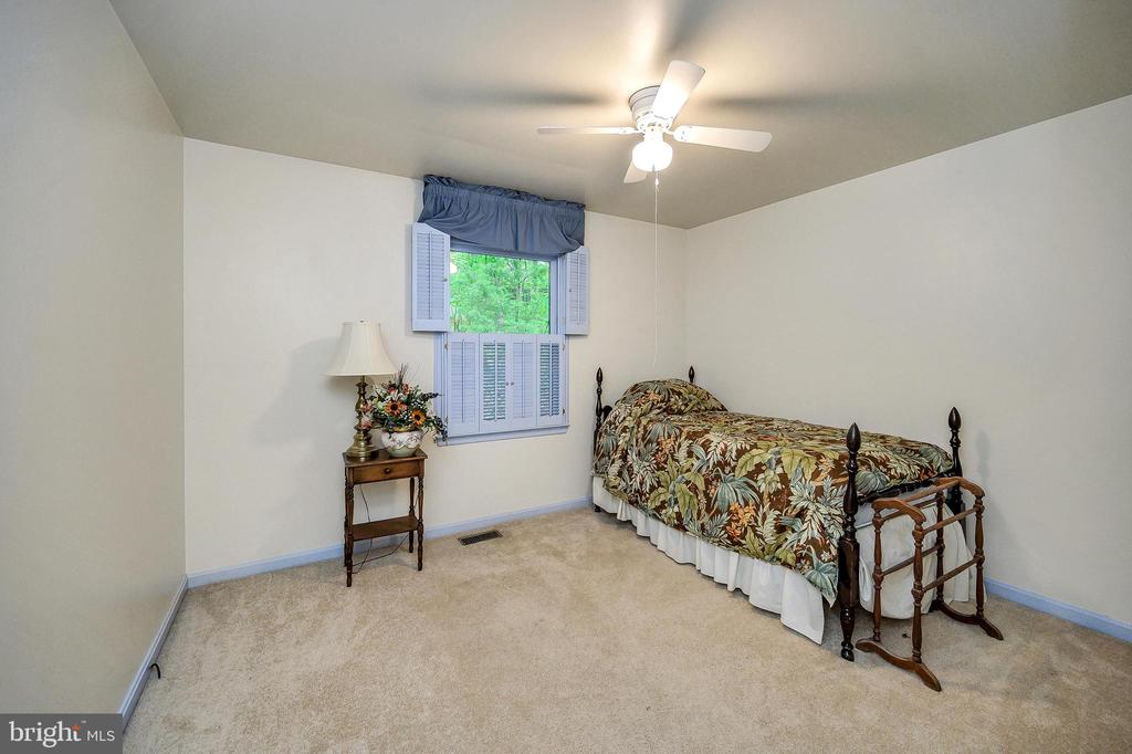 Bedroom 2 in guest wing - 4617 LAKEVIEW PKWY, LOCUST GROVE