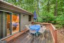 Deck off Kitchen & Liv Rm - 4617 LAKEVIEW PKWY, LOCUST GROVE
