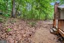 Backyard pea gravel walkway - 4617 LAKEVIEW PKWY, LOCUST GROVE