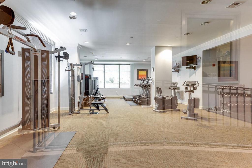 Fitness Room - 12001 MARKET ST #177, RESTON