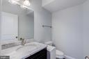 HALF BATH IN BASEMENT - 2608 3RD ST N, ARLINGTON