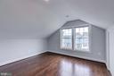 2ND BEDROOM ON 4TH FLOOR - 2608 3RD ST N, ARLINGTON