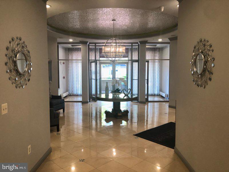 Concierge area - 12001 MARKET ST #177, RESTON