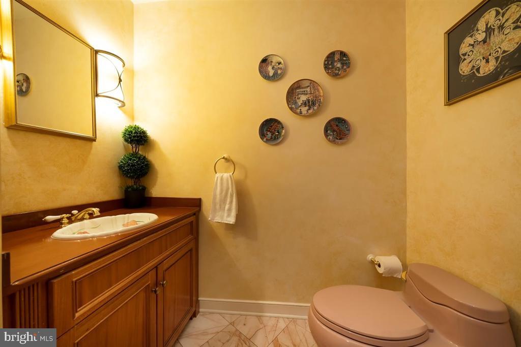 1st Floor Half Bath - 6072 WHITE FLINT DR, FREDERICK