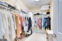 Master Closet. - 1065 MOUNTAIN VIEW RD, FREDERICKSBURG