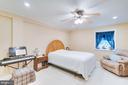 Optional 3rd Bedroom/Office on Lower Level. - 1065 MOUNTAIN VIEW RD, FREDERICKSBURG