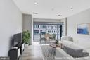 This has been virtually staged. - 1634 14TH ST NW #404, WASHINGTON