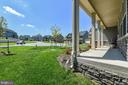 Relax  on covered front porch. - 9687 AMELIA CT, NEW MARKET