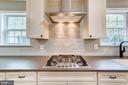 Designer Kitchen - 5696 GAINES ST, BURKE