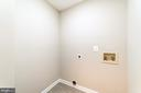 2nd floor laundry room - 5696 GAINES ST, BURKE