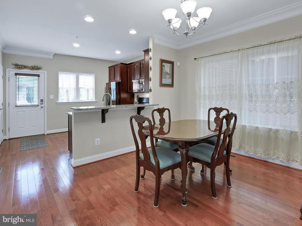 Dining Area - 27 LORD NICKENS ST, FREDERICK