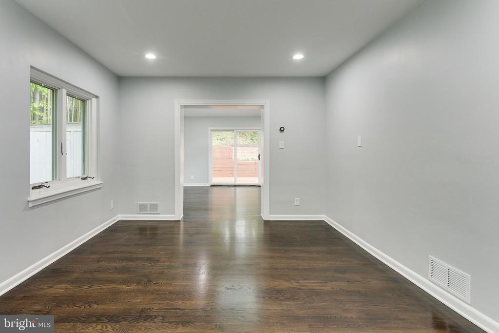 Dining Room - 5125 37TH ST N, ARLINGTON