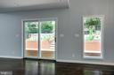 View of Flower Beds - 5125 37TH ST N, ARLINGTON