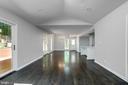 Great Room and Breakfast Room - 5125 37TH ST N, ARLINGTON