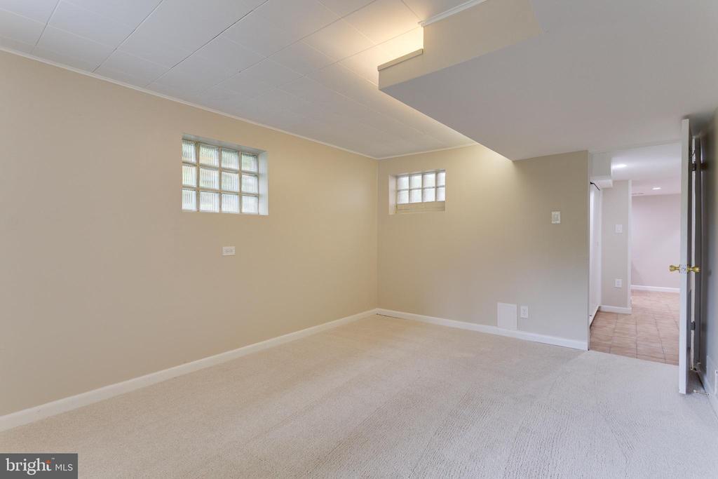 Bedroom 6 - Lower Level - 5125 37TH ST N, ARLINGTON