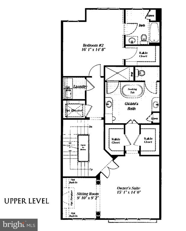 Upper Level - 10846 SYMPHONY PARK DR, NORTH BETHESDA