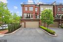 Rear Exposure - 10846 SYMPHONY PARK DR, NORTH BETHESDA