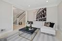 Entry Level Reception Room - 10846 SYMPHONY PARK DR, NORTH BETHESDA