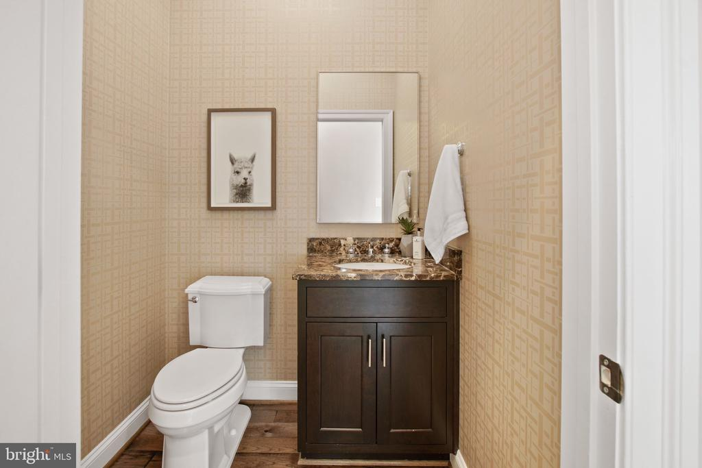 Powder Room - 10846 SYMPHONY PARK DR, NORTH BETHESDA