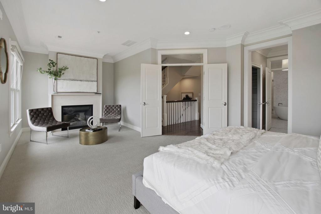 Master Bedroom - 10846 SYMPHONY PARK DR, NORTH BETHESDA