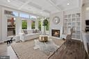 Family Room - 10846 SYMPHONY PARK DR, NORTH BETHESDA