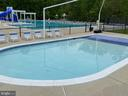 Kiddie pool - 25543 THORNBURG CT, CHANTILLY
