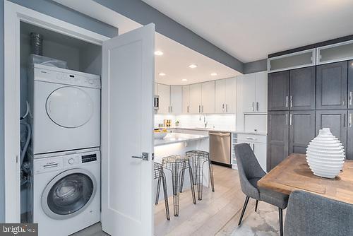 Bosch washer & dryer in unit - 2301 N ST NW #517, WASHINGTON