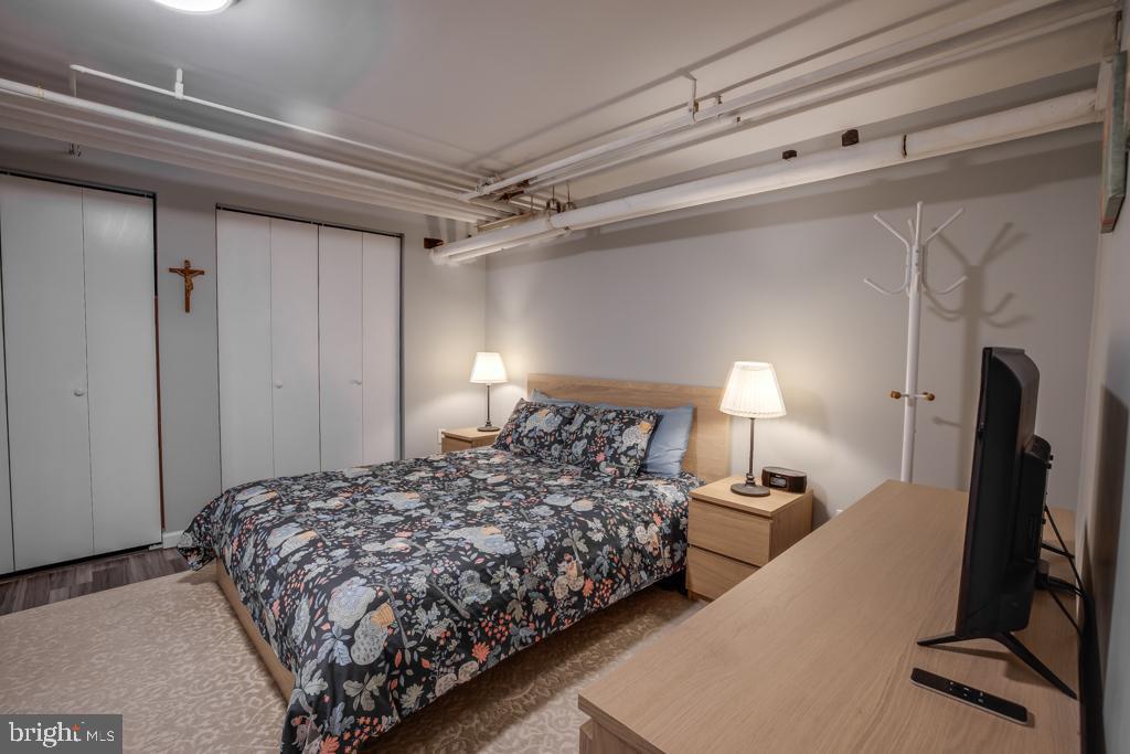 Rear den/bedroom in lower level - 363 N ST SW #363, WASHINGTON