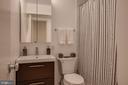 Upstairs hall bath - 363 N ST SW #363, WASHINGTON