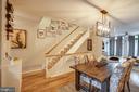 Open floor plan - 363 N ST SW #363, WASHINGTON