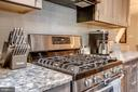 Gas stove - 363 N ST SW #363, WASHINGTON