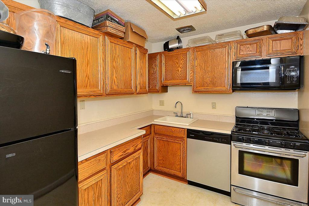 Party room kitchen - 501 SLATERS LN #703, ALEXANDRIA