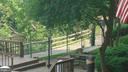 Private gate onto the bike path - 501 SLATERS LN #703, ALEXANDRIA
