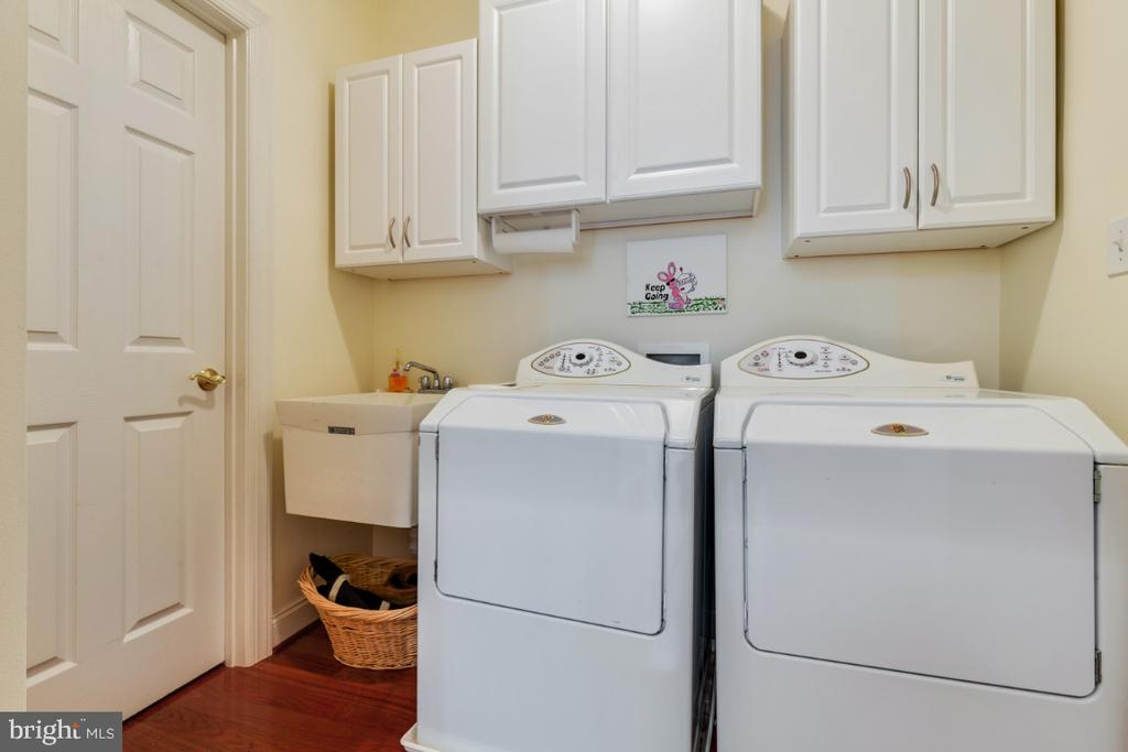 Main Level Laundry Room - 19912 MIZNER TER, ASHBURN
