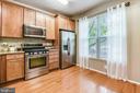 Kitchen - 11800 OLD GEORGETOWN RD #1222, ROCKVILLE