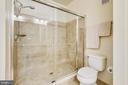 Master bathroom - 11800 OLD GEORGETOWN RD #1222, ROCKVILLE