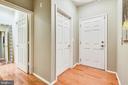 Foyer - 11800 OLD GEORGETOWN RD #1222, ROCKVILLE