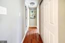 hallway - 11501 SCOTTSBURY TER, GERMANTOWN